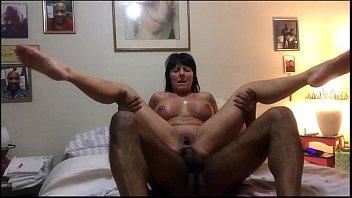 black butt granny Czech casting 001