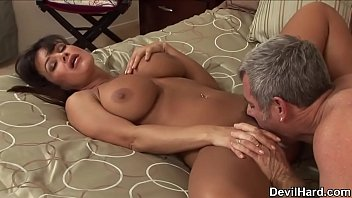 lisa ann as mom Tit punching slapping by woman