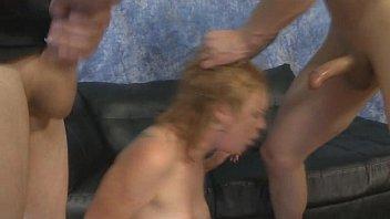 mature face slap Allows her blow