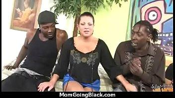 wife monster black white Short hard sex