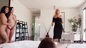 step it needs most helping when my mom the not he Amateur wifeblack dildo