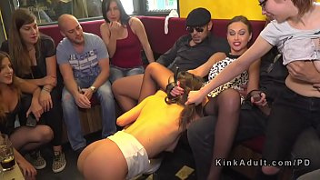 slave and feminisation humiliation Squirt in her white underwear