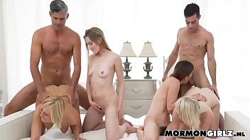 gay orgy lucky one Kirsten natalie double fisting