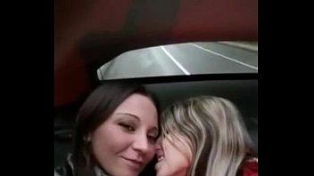 kiss lesbian her mistress slaves Vintage gele graf