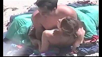 fucking at beach amateur Kissing and smoking
