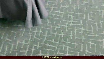 busted caught wanking window voyeur Teen gf heels homemade