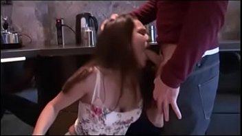 rape hard blowjob Mother jerk blow son