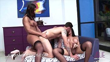 babes fucks super arab guy two hot Asian wife homemade threesome
