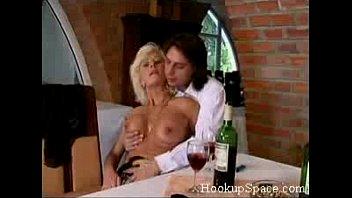 porn old mom son famele Slim pale blonde catherine gets filmed in public