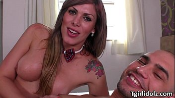 fucks her daughter shemale Kelli staxxx takes a big black cock5