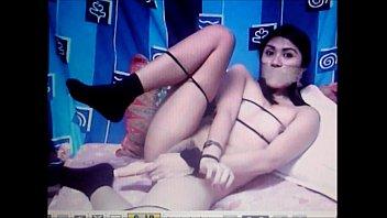 interesting more even milena makes devi romance Satin shiny panties