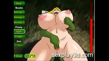 hentai fairly parents odd Teen jesse jordan sucks big cock