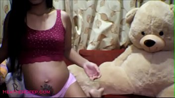 pussy stop squirt none bb creamy Threesome drunk girl