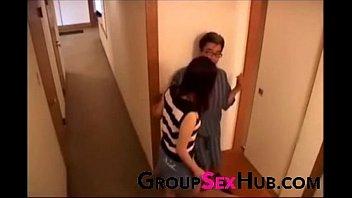 show mom son game weirdnippon wedding Spy school boys toilet