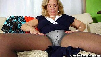 masturbation catches mom Sexy british nurse