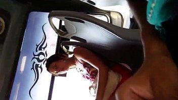 cock watches flash she bus Freund meiner besten freundin heimlich gefickt