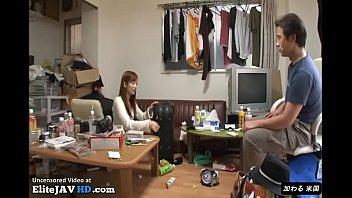 jav misaki uncensored Japanese incest under table