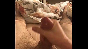 big jerking grandpa cock Big boobs wife homemade sex
