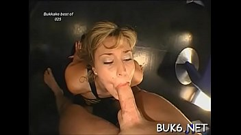 banged blonde interracial gang gets Mi novia grita x q es virjen