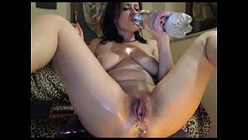 creampied milf milfzr Spy cam on girl taking shower
