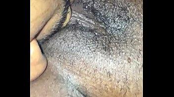 kiss pussy cum Mexican wife nalgona