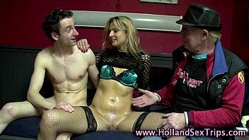 cock dutch real on amsterdam sucks hooker Video jane porn xxcom