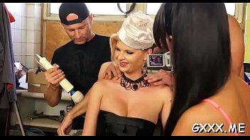1 porno hauptstadt Massive boobs pornstar carmen ross shows her ass and fucks
