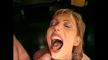 mouth loads huge the in Hidden cam hijab girl