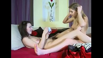 lesbians humping pussy hot Awesome natural tits in action