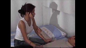 hoy burnete girl friend Amateur filmed going down on woman
