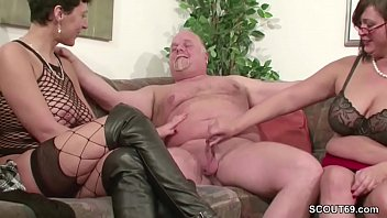 asia old man hot Mother has sex with real son