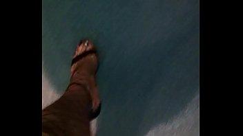 stockings high heels gang wife Student grle drunk slips tichar rep video