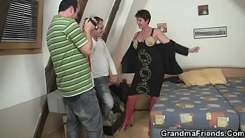 orgy outdoor granny Sean michaels with black girls
