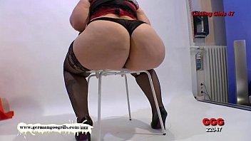 anal bbw redhead White girl anal creampie