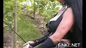 fetish dungeon the Sister begging and sceaming for brothers cum inside her10