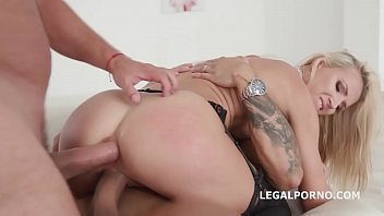 creampie unhappy german Hardcore clothed fetish threesome