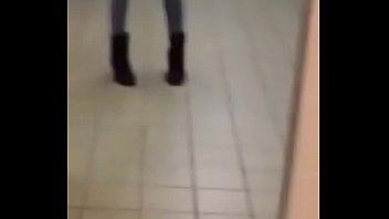 in bathroom katsumi Hitting cervix too hard