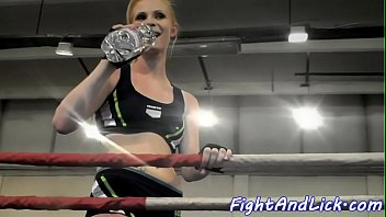 wrestling olson bree Lesbian of suuny leone