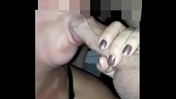 solano andrea negro mamando Dirty brunette whore going crazy sucking