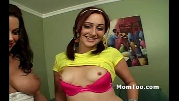 straight lesbian daughter mom comforts squirt Tanner mayers poop