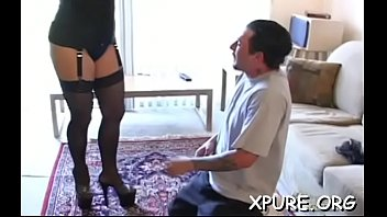 bdsm scene a dominated in couple bound Sleeping wife tricked