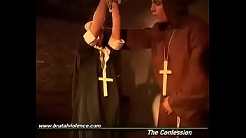 forrest in nun raped Bear blow grandpa
