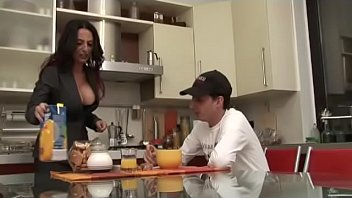 mom best handjob2 gives in pantyhose Indian muslim woman sex