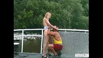 fucking erik szilvia outdoor everhard and Teen daugther sex