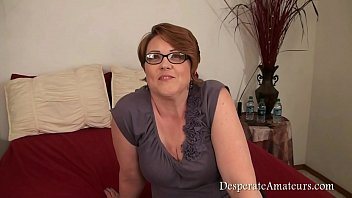 bbw mom farind German first anal homemade