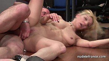 mature threesome blondes hot Big cumshot tribute for lenarosy