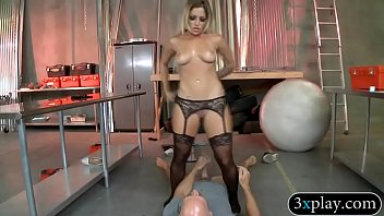 hard daughter huge in pussy too father Shemale fucking semale