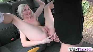 tries amateur sex blonde positions all cool Handjob public balcony