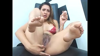 pussy show aunty Sylvia jaquie michel