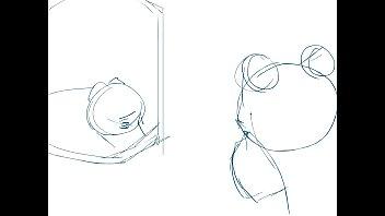 dragon gay ba anime Mega tetek wanita gemuk cantik dildoing di itu mobilecom